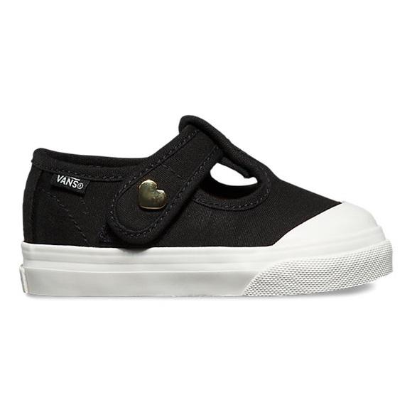 87e5fec22703dc NWT Vans Leena canvas t strap sneakers